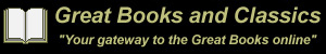 Return to Great Books and Classics welcome page
